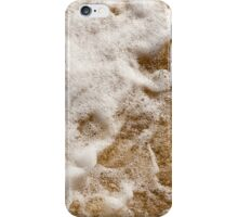 Dirty water river abstract iPhone Case/Skin