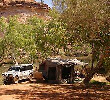 Campsite by georgieboy98