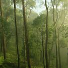 a mist that lingers longer by Donovan Wilson