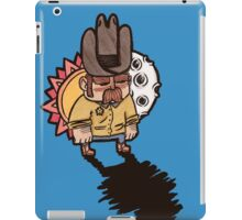 Little Sheriff iPad Case/Skin