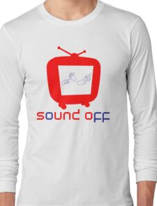 Sound Off TV Long Sleeve T-Shirt