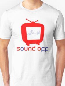 Sound Off TV T-Shirt
