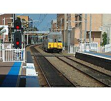 Civic Railway Station, Newcastle. Photographic Print
