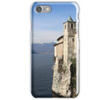 Eremo di Santa Caterina iPhone Case/Skin