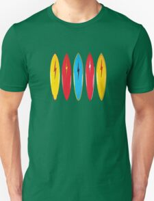 My cool vintage surfboards  T-Shirt