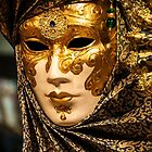 Venetian Mask by eddiechui