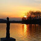 Tramonto sul Lago Varese by ShelleyB