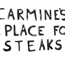 Carmine's by ador