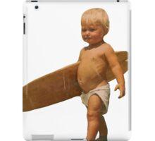 Baby Surfer iPad Case/Skin