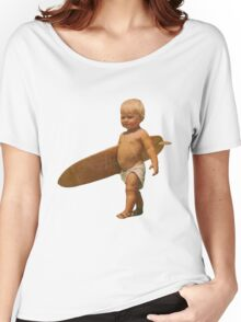 Baby Surfer Women's Relaxed Fit T-Shirt