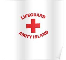 Lifeguard - Amity Island Poster