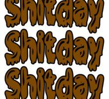 Love Weekends Sticker