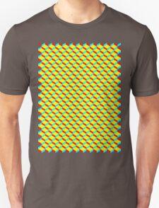 3D Boxes Unisex T-Shirt