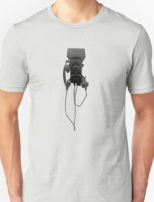 old vintage telephone Unisex T-Shirt