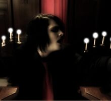 Gerard Way (yes again) by Windcrest