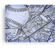 Play Ball! Canvas Print