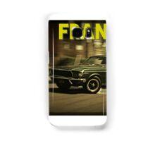 San Francisco & Muscle Cars Samsung Galaxy Case/Skin