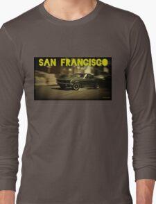 San Francisco & Muscle Cars Long Sleeve T-Shirt