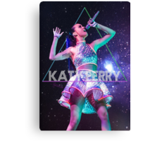 Katy Perry Prism Space Canvas Print