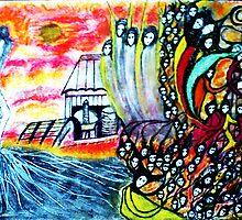 Sea Sprites  by Carol Berliner