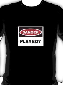 Danger playboy T-Shirt
