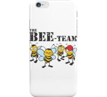 The Bee Team iPhone Case/Skin