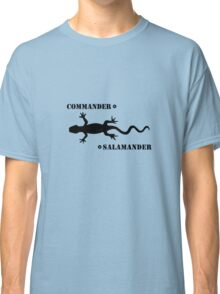 Commander Salamander - Washington D.C. Classic T-Shirt