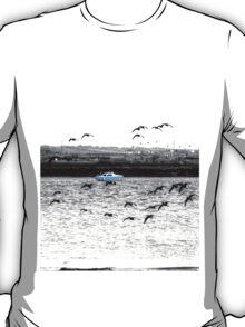 Little Blue Boat T-Shirt
