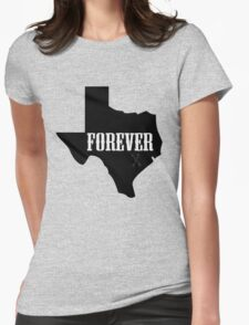 Texas Forever (Friday Night Lights) Womens Fitted T-Shirt