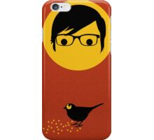 Chito The Bird  iPhone Case/Skin