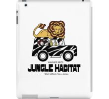 Jungle Habitat - West Milford, NJ iPad Case/Skin