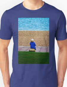 By the sea side Unisex T-Shirt