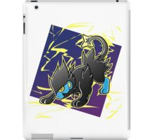 Pokemon - Luxray iPad Case/Skin