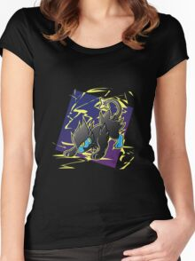 Pokemon - Luxray Women's Fitted Scoop T-Shirt