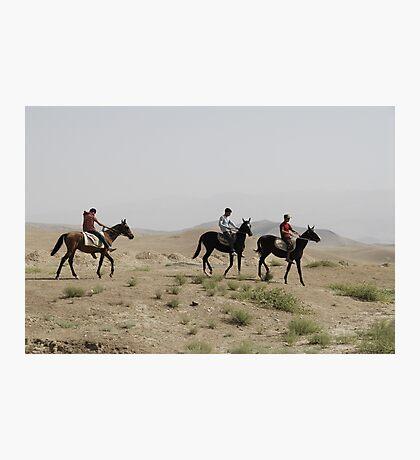 Desert excursion Photographic Print