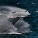 Sea Spray.... by GerryMac