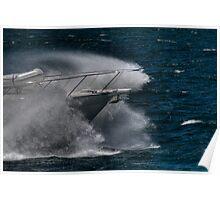 Sea Spray.... Poster