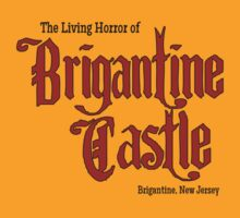 Brigantine Castle by Fitcharoo