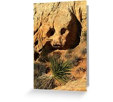 Stoned - Valley of Fire Greeting Card