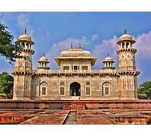 Itmad-Ud-Daulah's Tomb, Agra, India Photographic Print