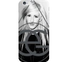 Ellie goulding iPhone Case/Skin