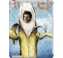 Frozen Banana iPad Case/Skin