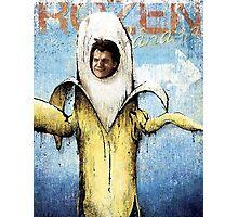 Frozen Banana Photographic Print
