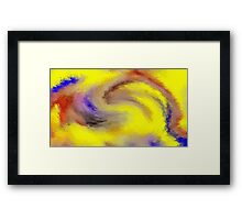 From The Painting Easel #10 Framed Print