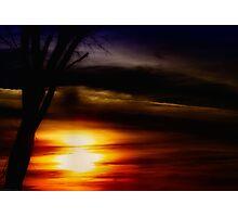 Mystical Reunion Photographic Print