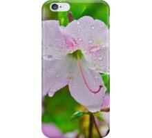 Wet Azalia iPhone Case/Skin