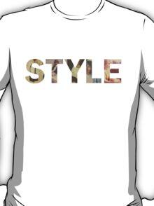 1989 STYLE - Polaroid Background T-Shirt