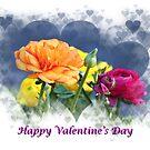 HAPPY VALENTINE'S DAY by cdudak