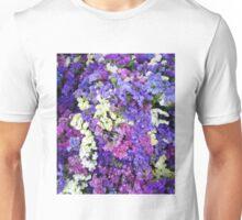 Summer Flower_Multi Colour Unisex T-Shirt