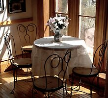 Miramont - The Old Cafe by RC deWinter